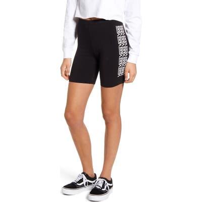 Vans Fair Well Bike Shorts, Black