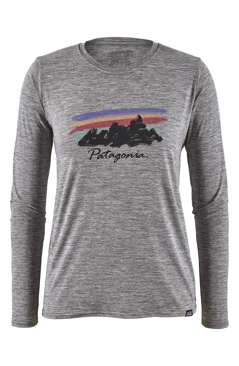 PATAGONIA Capilene<sup>®</sup> Cool Daily Tee, Main, color, 020