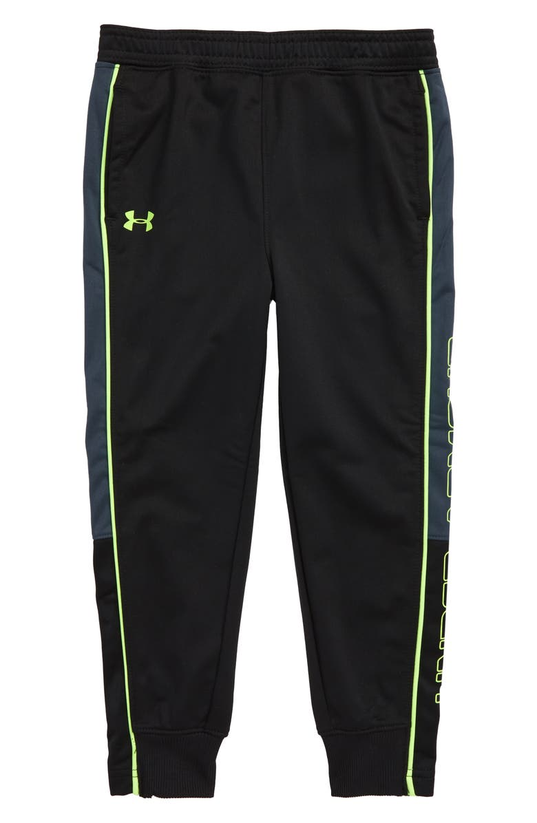 UNDER ARMOUR Velocity Hybrid Jogger Pants, Main, color, BLACK
