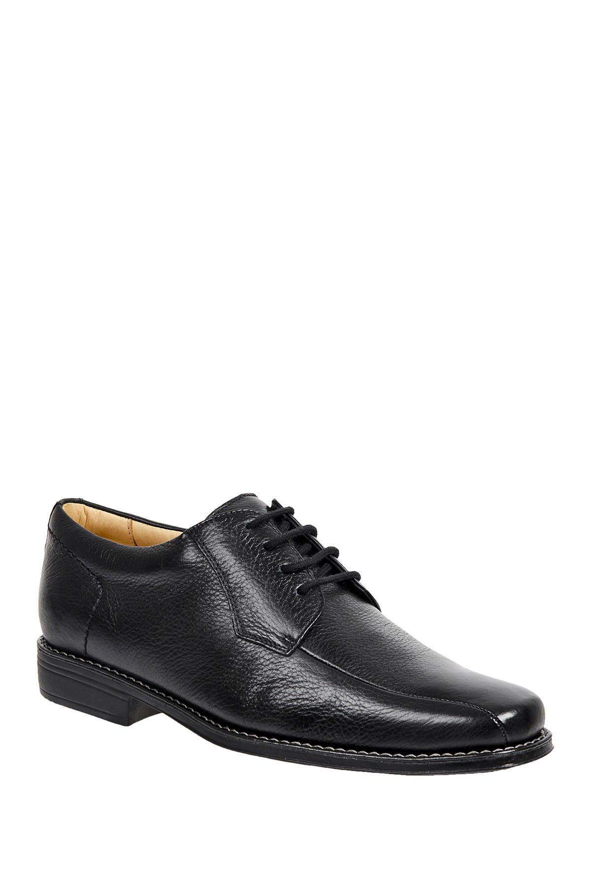 Sandro Moscoloni Bicycle Toe Derby In Blk