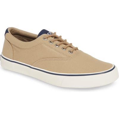 Sperry Striper Ii Cvo Sneaker, Brown