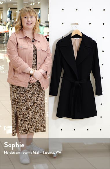 Wool Wrap Coat, sales video thumbnail