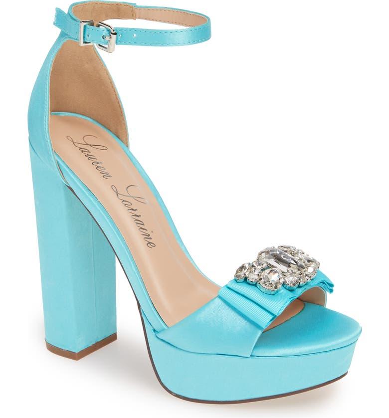 LAUREN LORRAINE Dani Platform Sandal, Main, color, 400