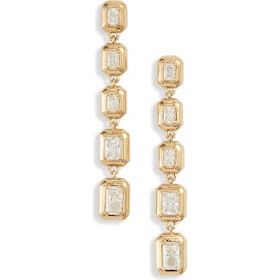 Nadri Mila Linear Earrings