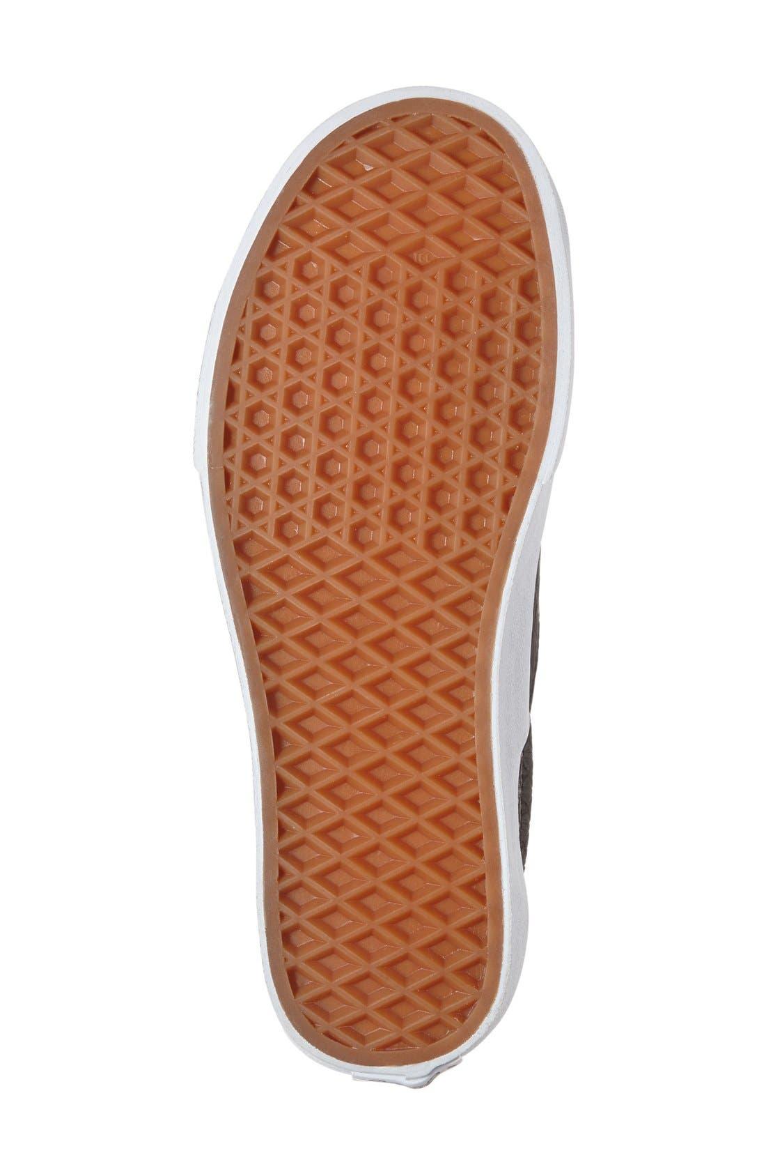 ,                             Classic Slip-On Sneaker,                             Alternate thumbnail 243, color,                             002
