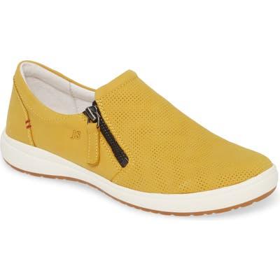 Josef Seibel Caren 22 Sneaker, Yellow