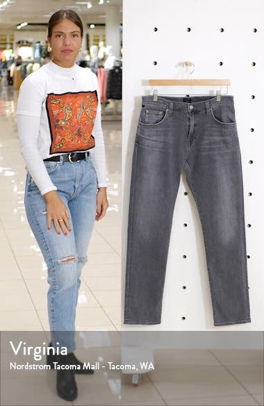 Gage Slim Straight Leg Jeans, sales video thumbnail