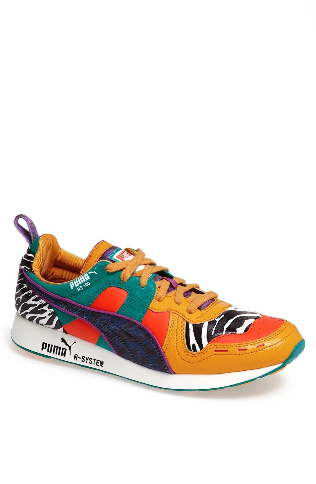 PUMA 'RS 100 Animal' Sneaker (Men