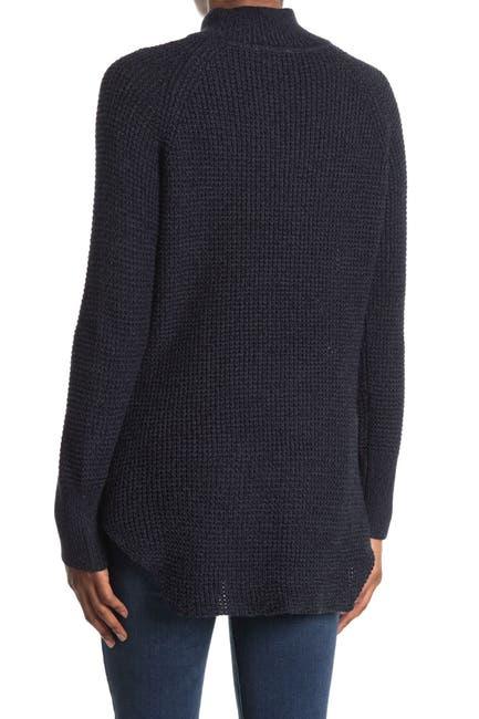 Image of RETROD Shaker Mock Neck Sweater