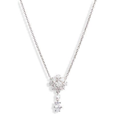 Nadri Tulle Cubic Zirconia Necklace