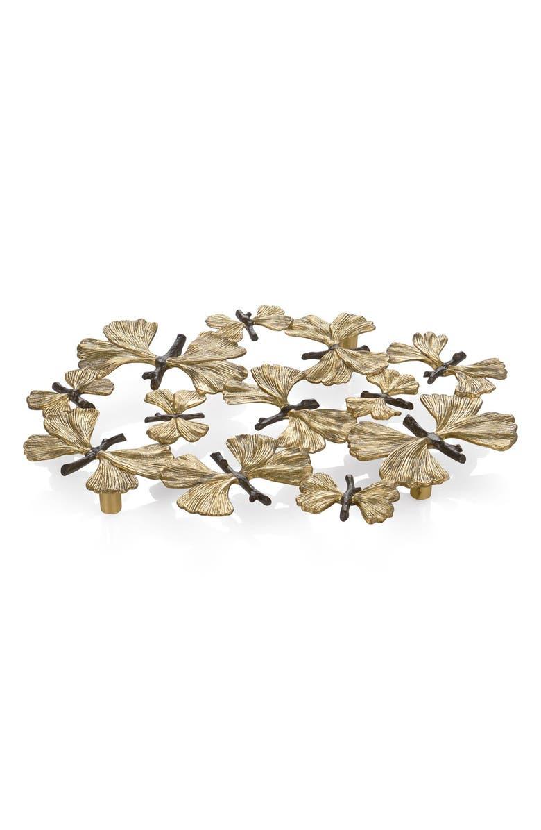 MICHAEL ARAM 'Butterfly Ginkgo' Trivet, Main, color, GOLD