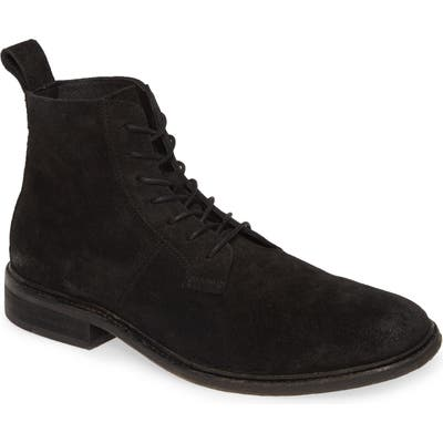 Allsaints Trent Plain Toe Boot, Black
