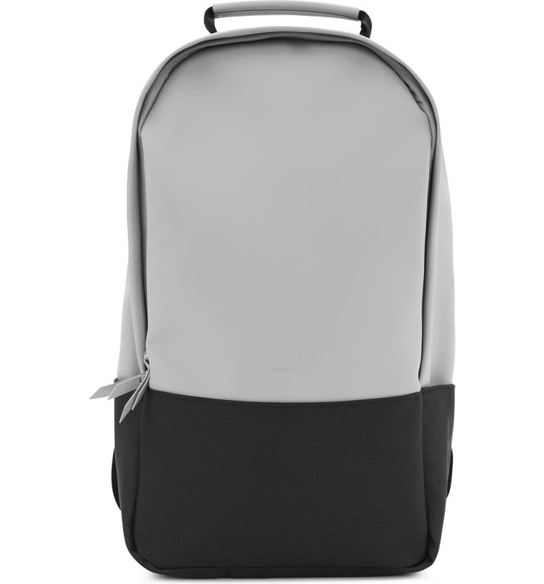 RAINS City Backpack, Main, color, STONE