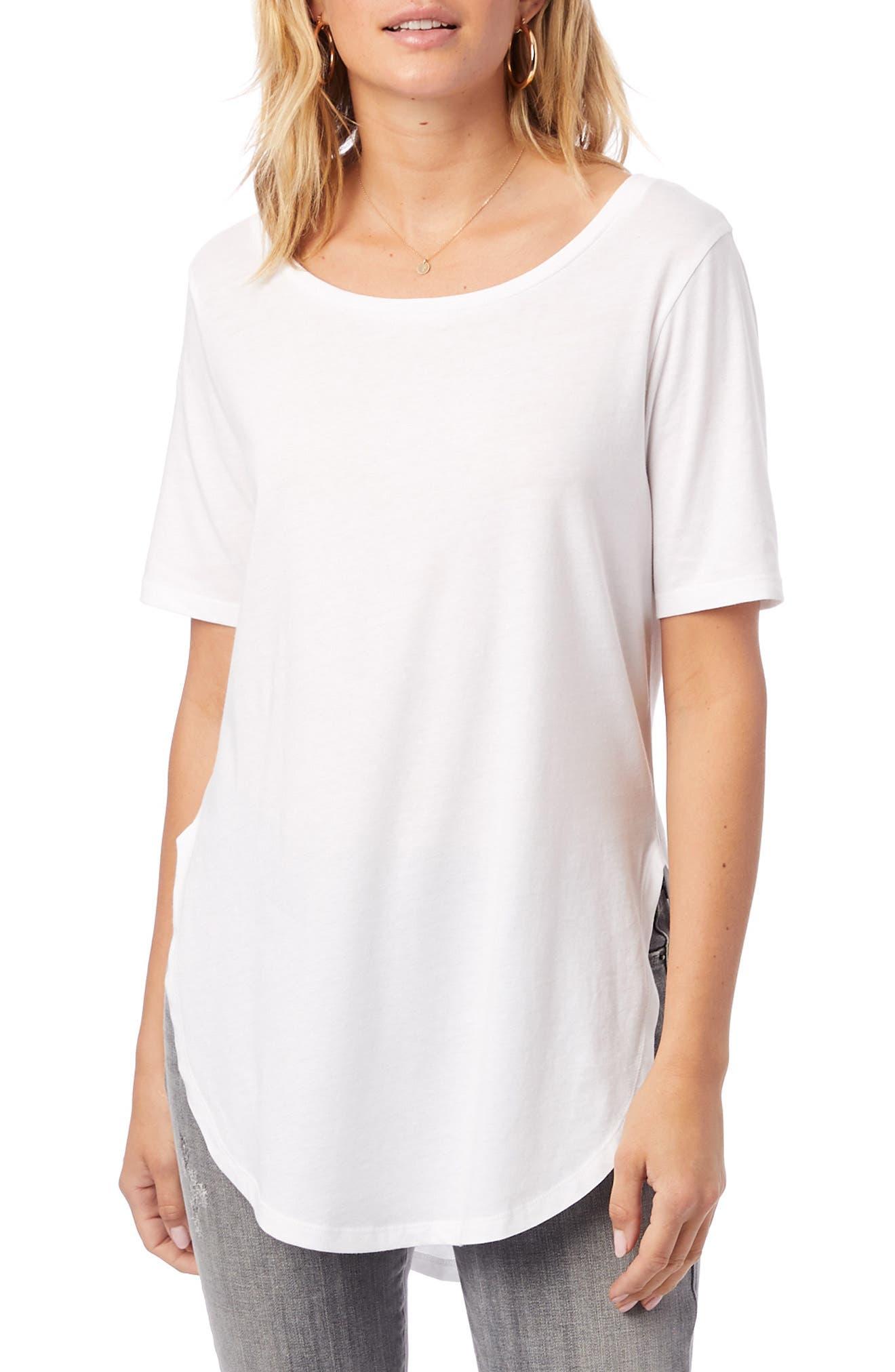Organic Cotton Half Sleeve Tunic