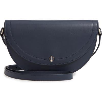 Kate Spade New York Andi Half Moon Crossbody Bag - Blue