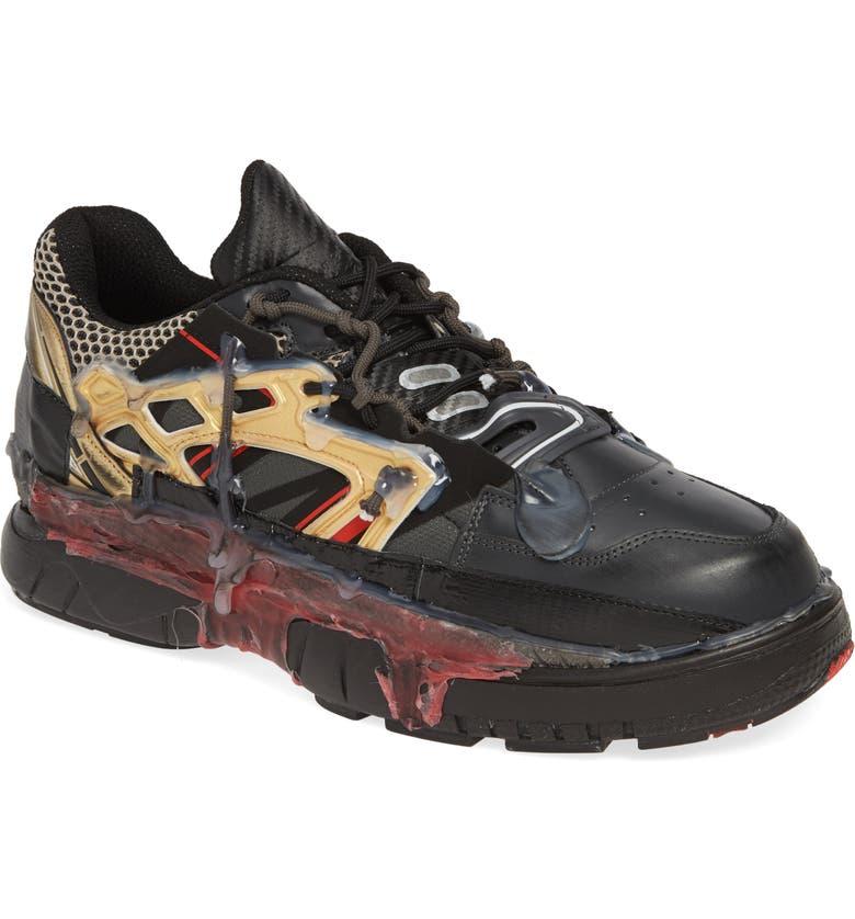 bf6a49eaf84db Maison Margiela Fusion Sneaker, Main, color, 001