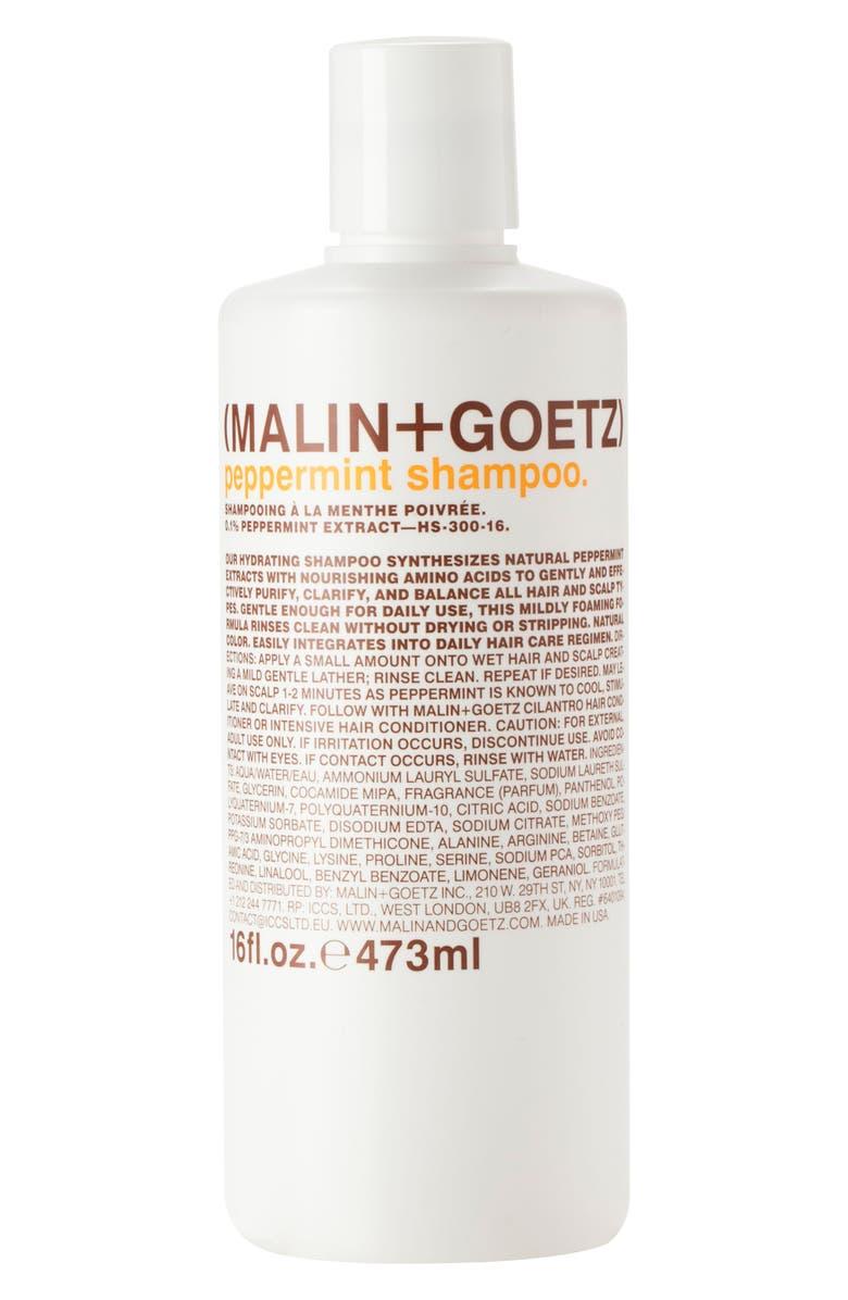 MALIN+GOETZ Peppermint Shampoo, Main, color, NO COLOR