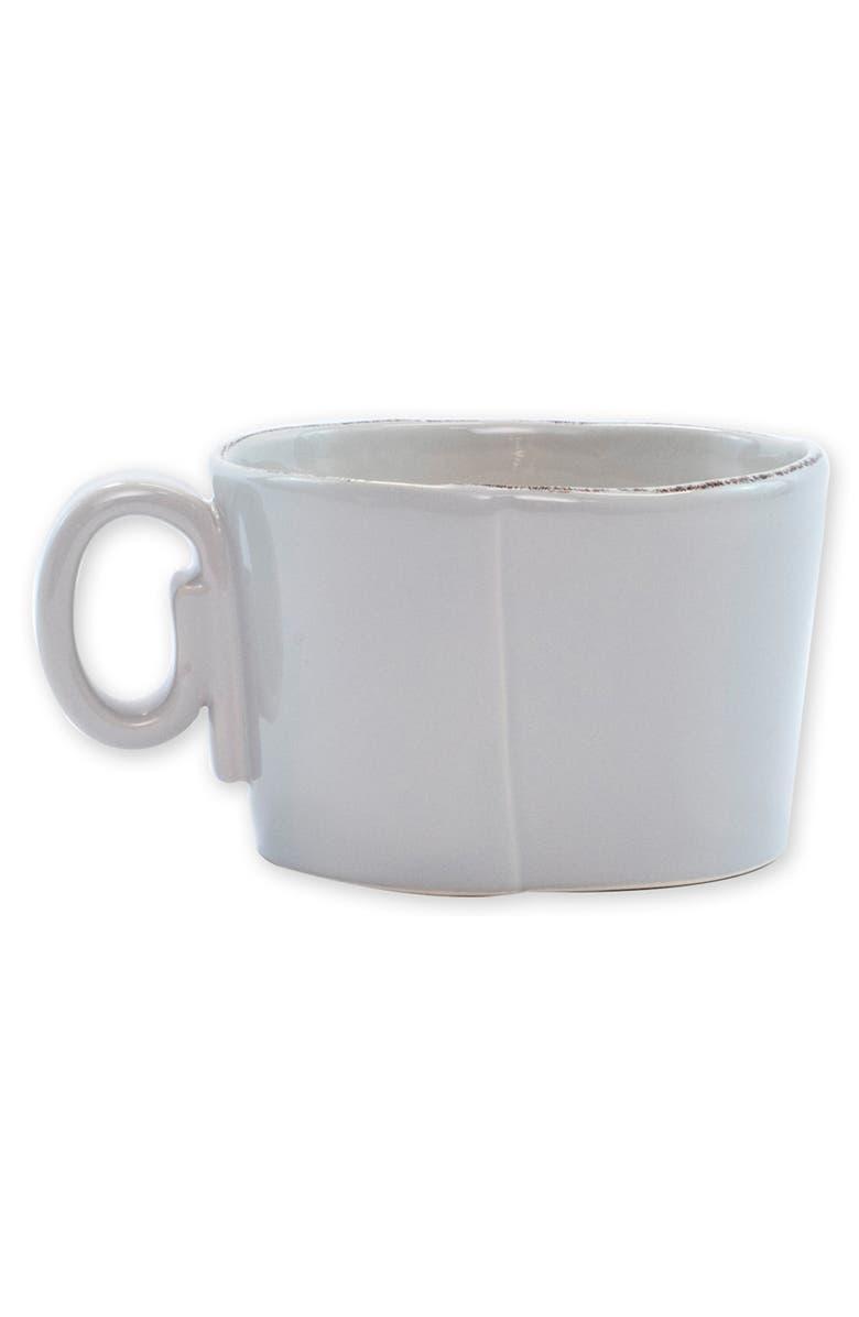 VIETRI Lastra Jumbo Stoneware Cup