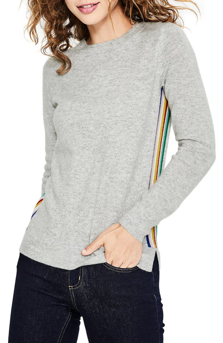 BODEN Cashmere Sweater, Main, color, 034
