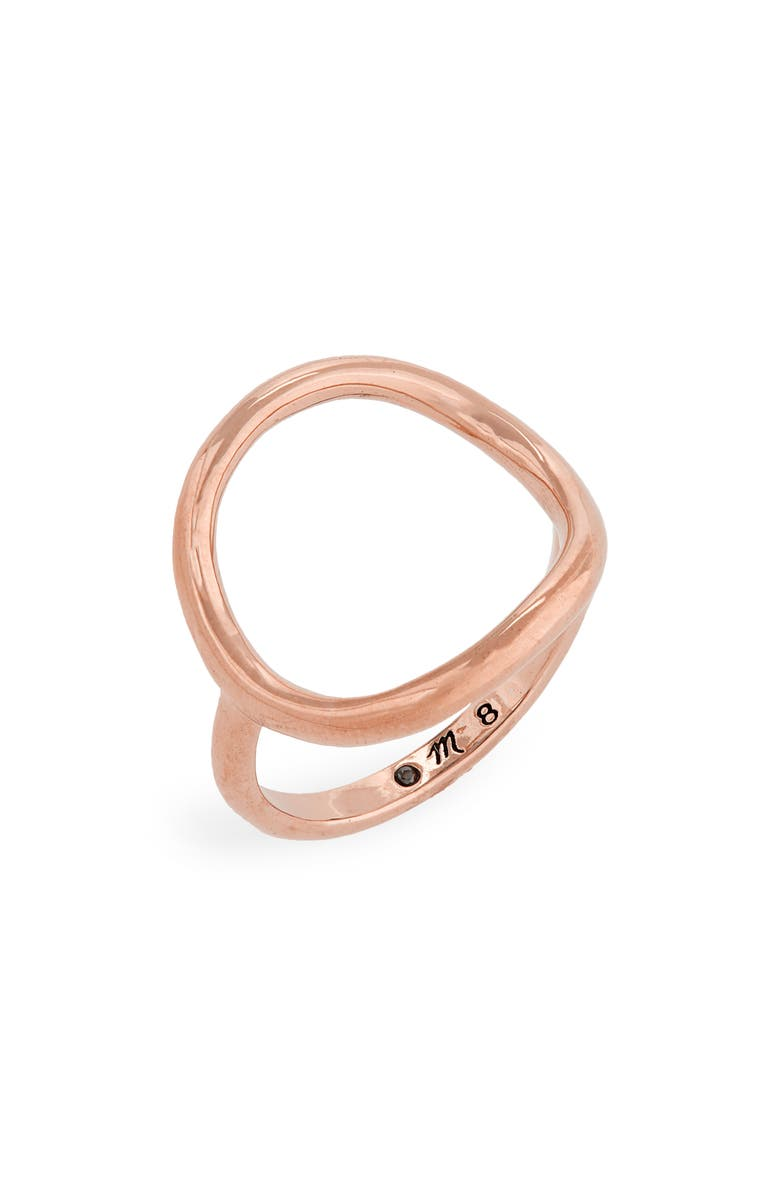 MADEWELL Ceremony Circle Ring, Main, color, 655