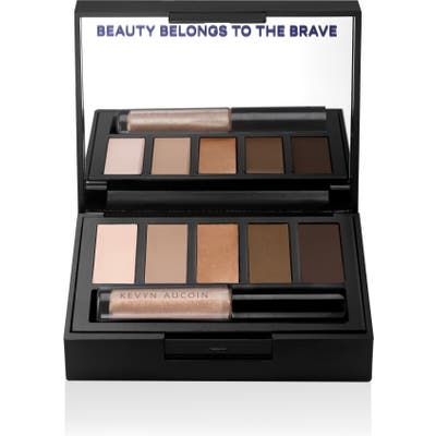 Kevyn Aucoin Beauty Emphasize Eyeshadow Design Palette - Unblinking