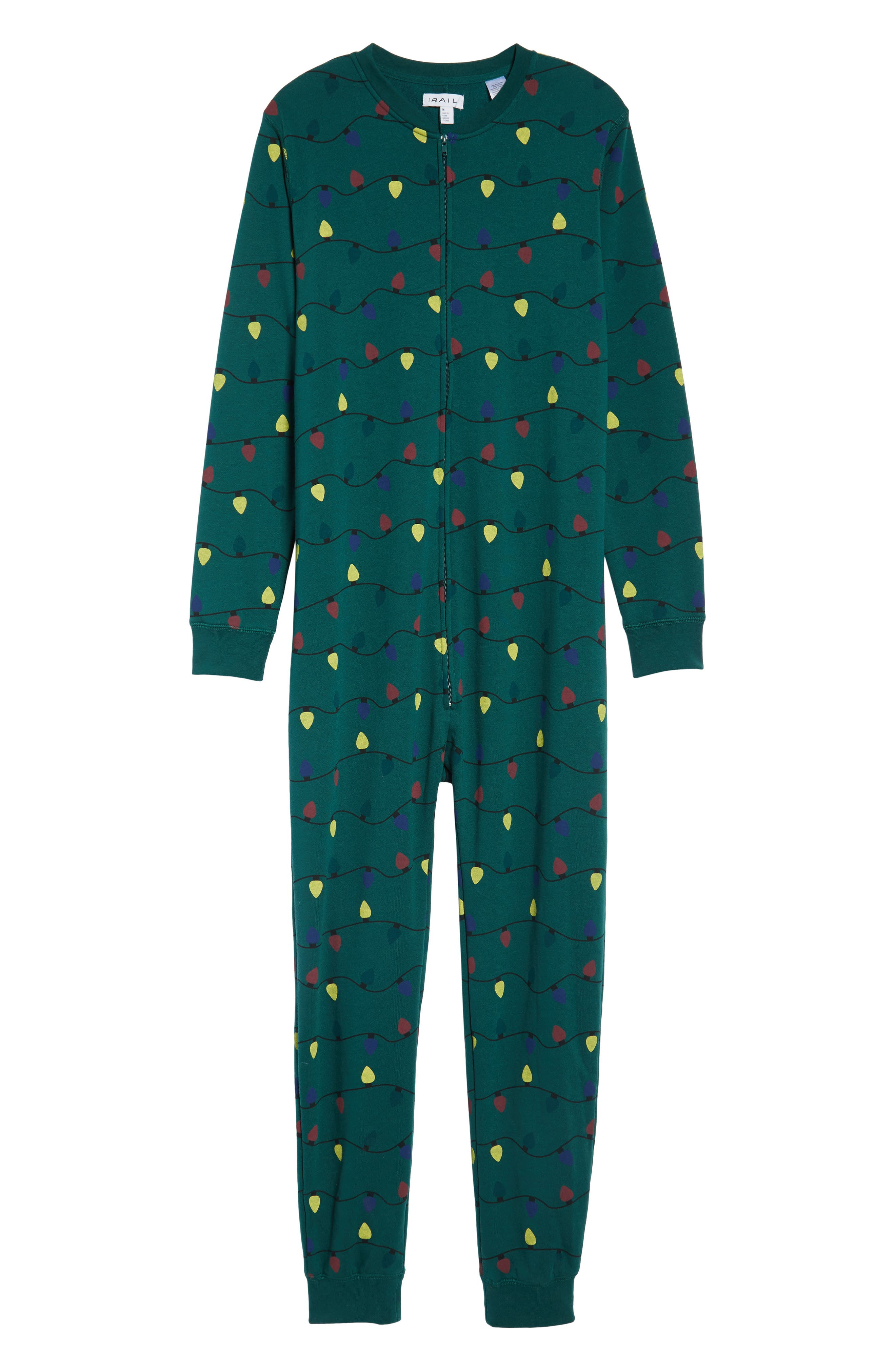 ,                             Fleece One-Piece Pajamas,                             Alternate thumbnail 13, color,                             301