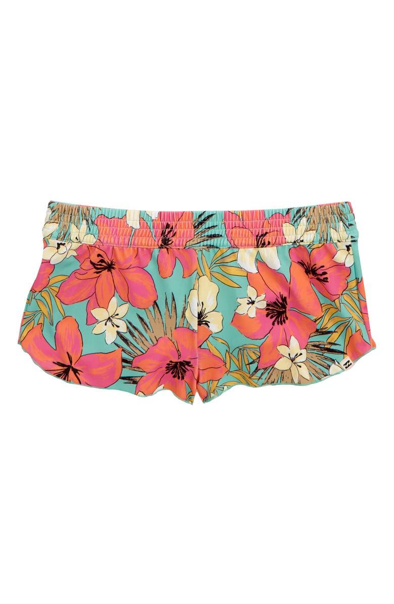 BILLABONG Aloha Volley Shorts, Main, color, MO-MINT