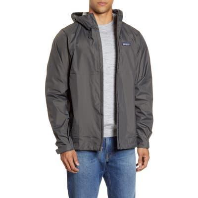 Patagonia Torrentshell 3L Packable Waterproof Jacket, Grey