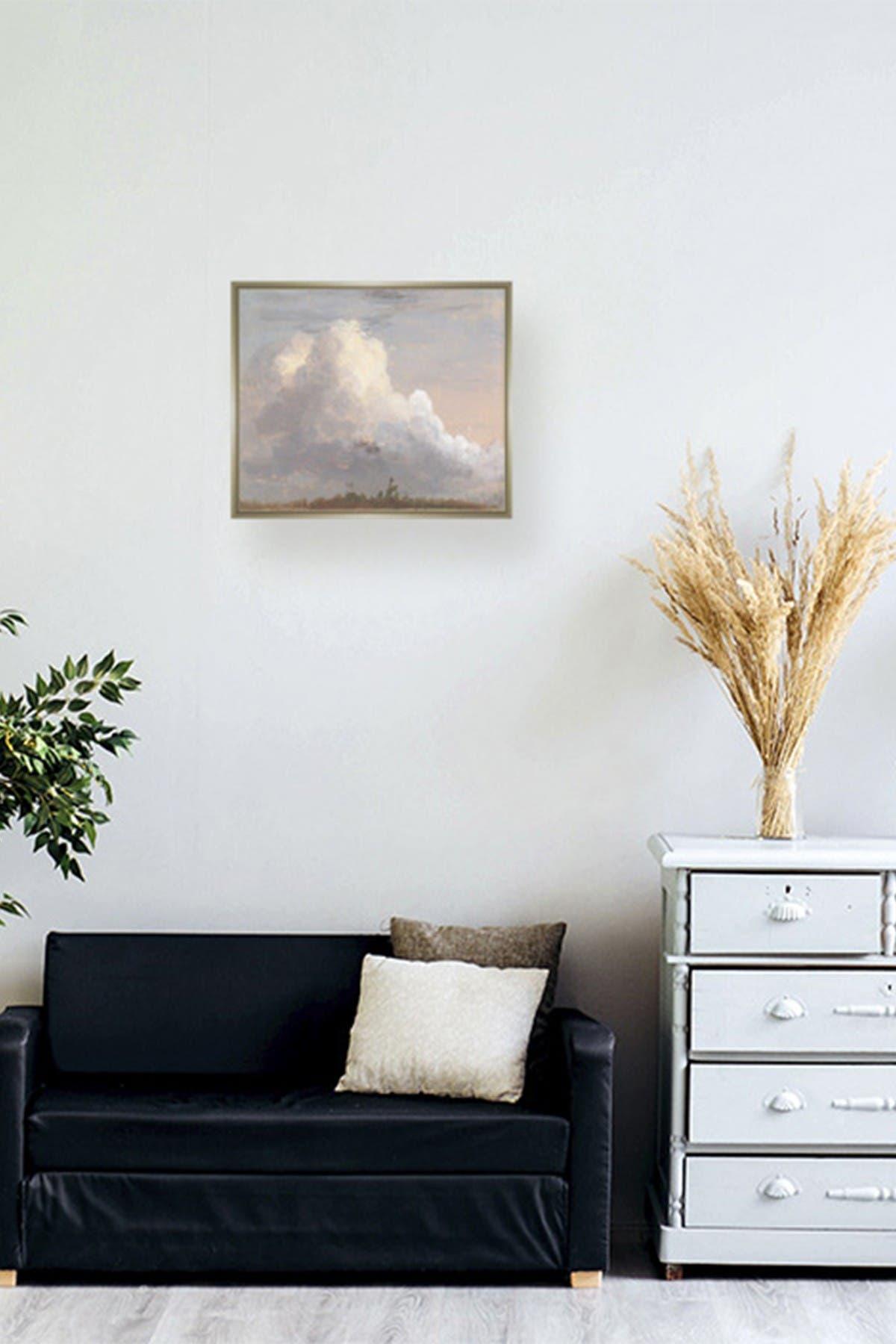 Image of PTM Images Large Cloud Landscape Canvas Wall Art