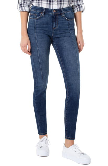 Liverpool Jeans ABBY FRONT DART DETAIL SKINNY JEANS