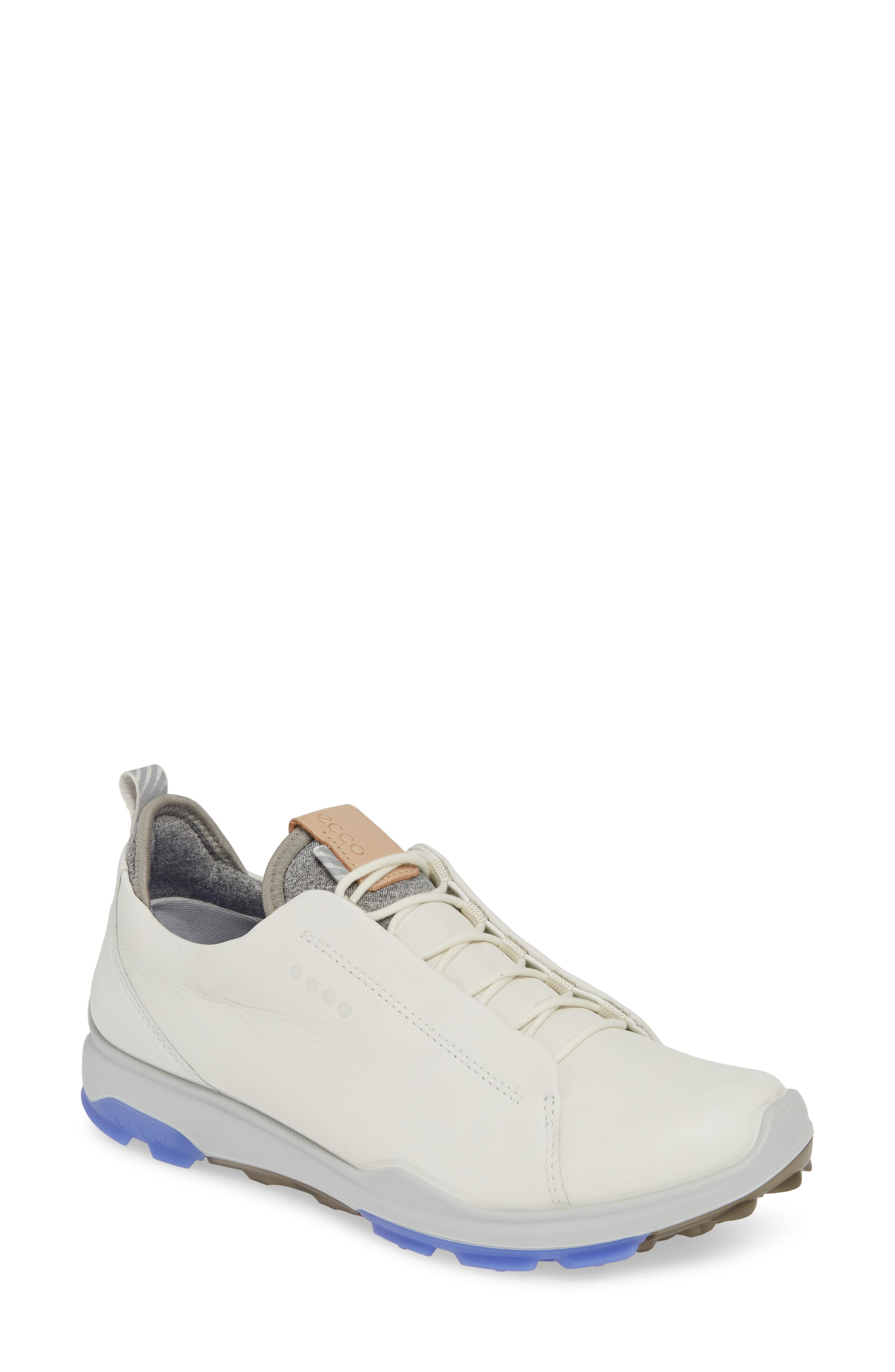 Ecco Biom Hybrid Gore-Tex Golf Shoe, White
