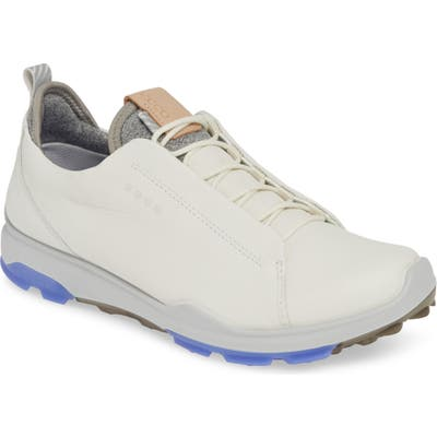 Ecco Biom Hybrid Gore-Tex Golf Shoe, White