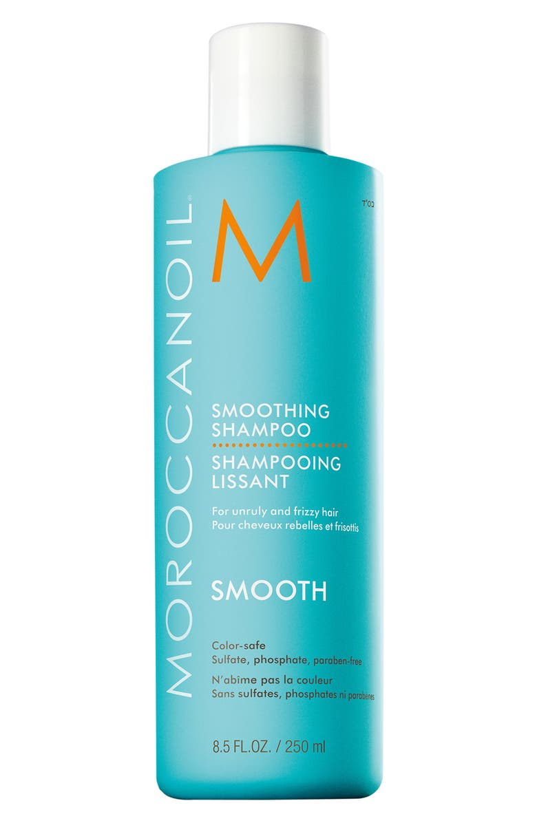MOROCCANOIL<SUP>®</SUP> Smoothing Shampoo, Main, color, NO COLOR