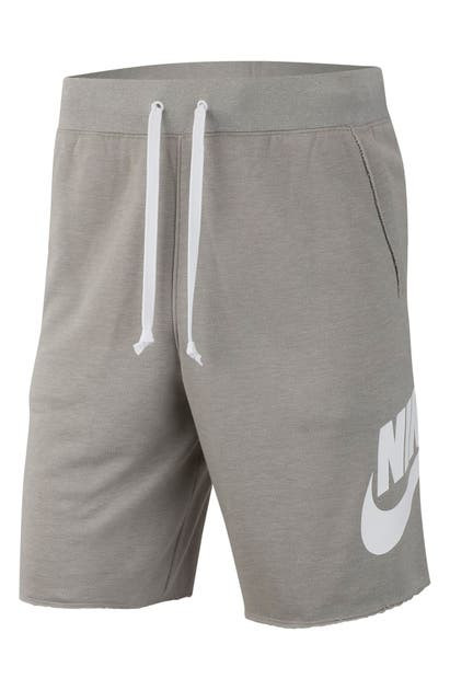 nike shorts alumni