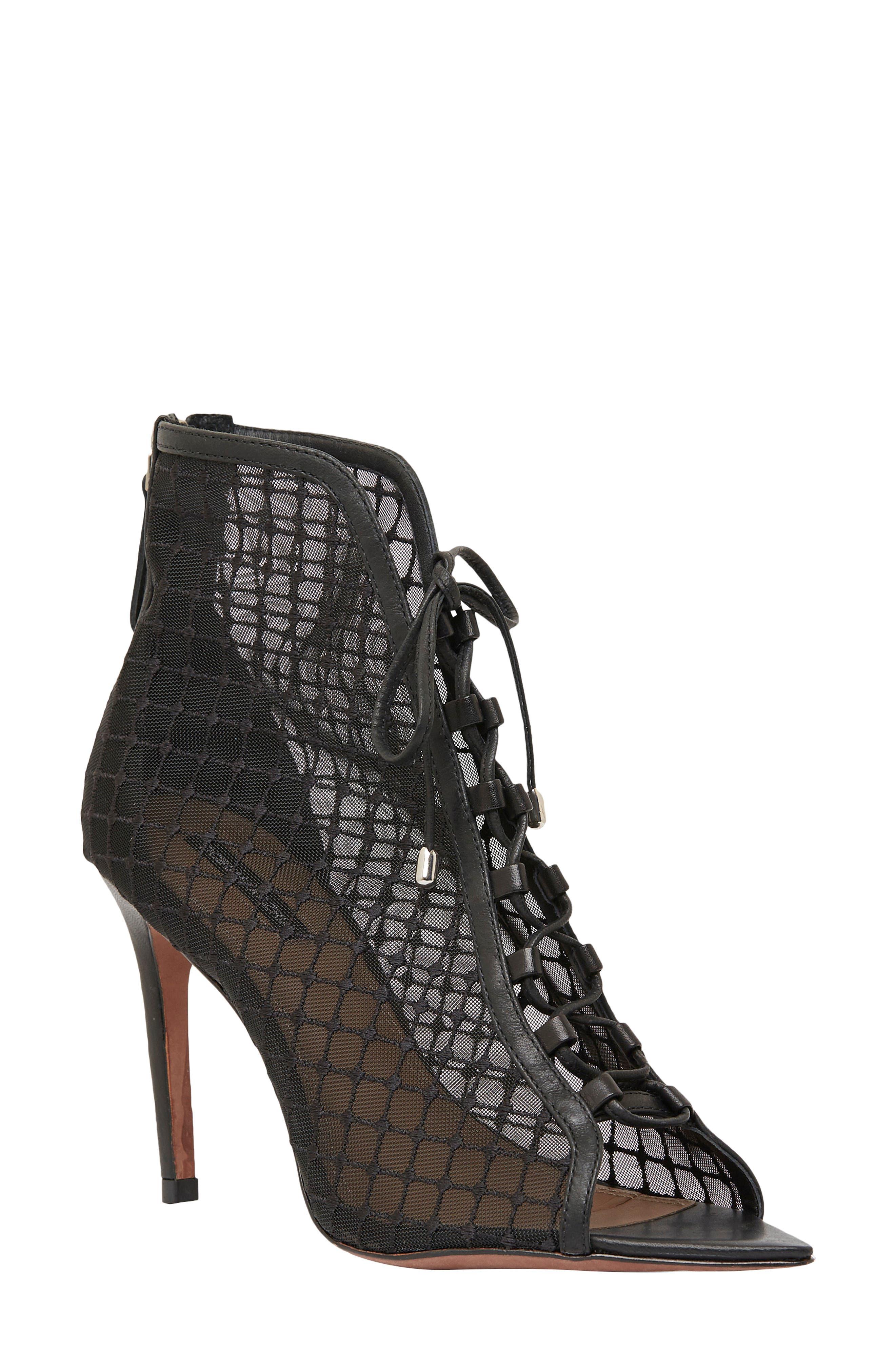 Ellise Lace-Up Sandal