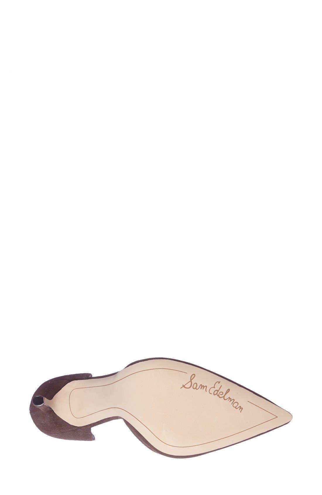 ,                             'Delilah' Calf Hair d'Orsay Pump,                             Alternate thumbnail 44, color,                             200