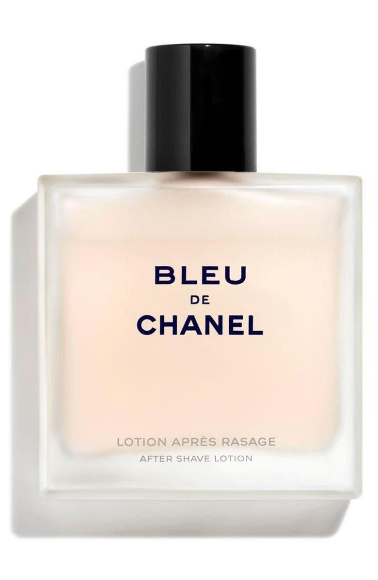 CHANEL BLEU DE CHANEL <br />After Shave Lotion, Main, color, 000