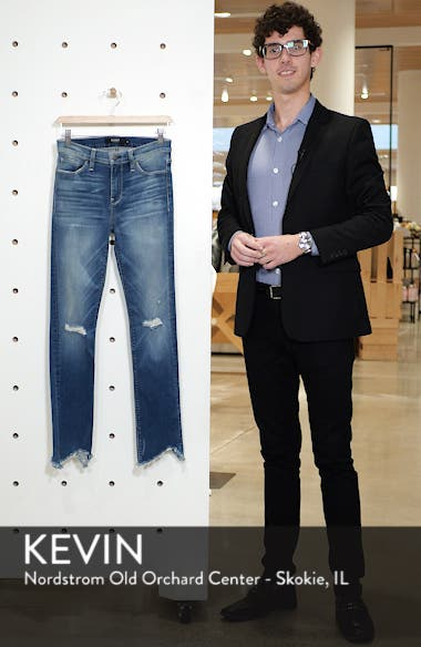 Nico Straight Ankle Jeans, sales video thumbnail