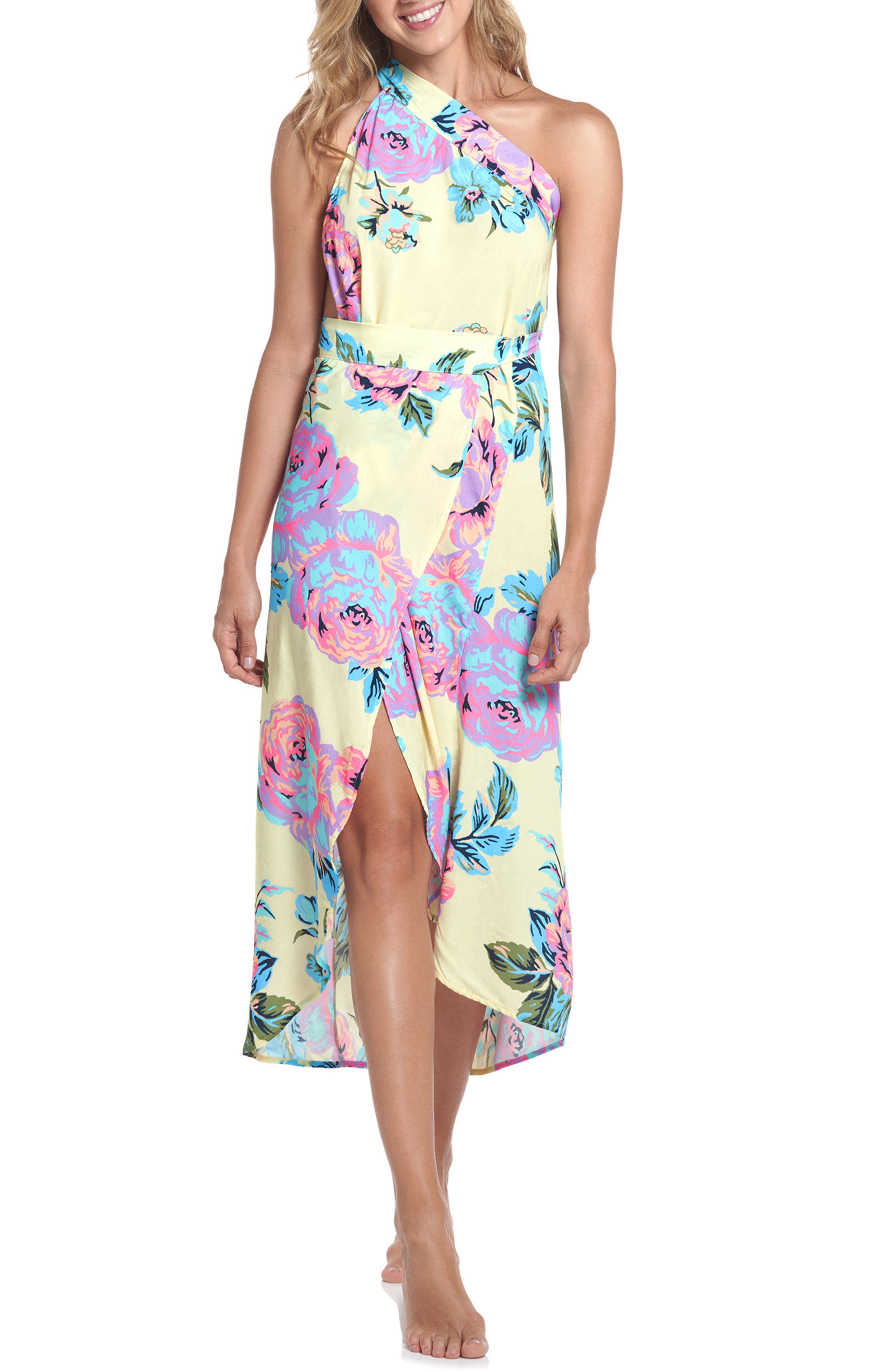Late Morning Kisses Convertible Cover-Up Skirt