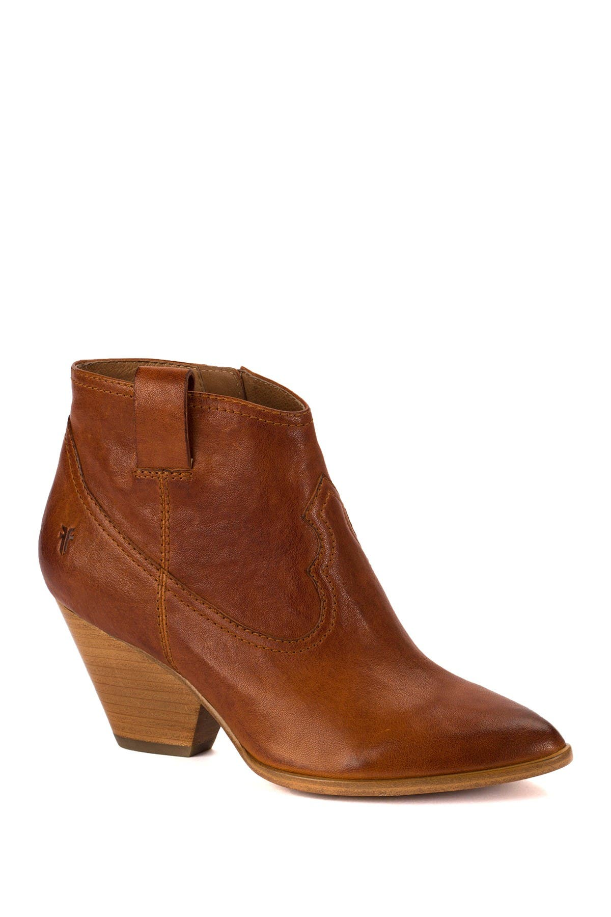 Image of Frye Reina Leather Bootie