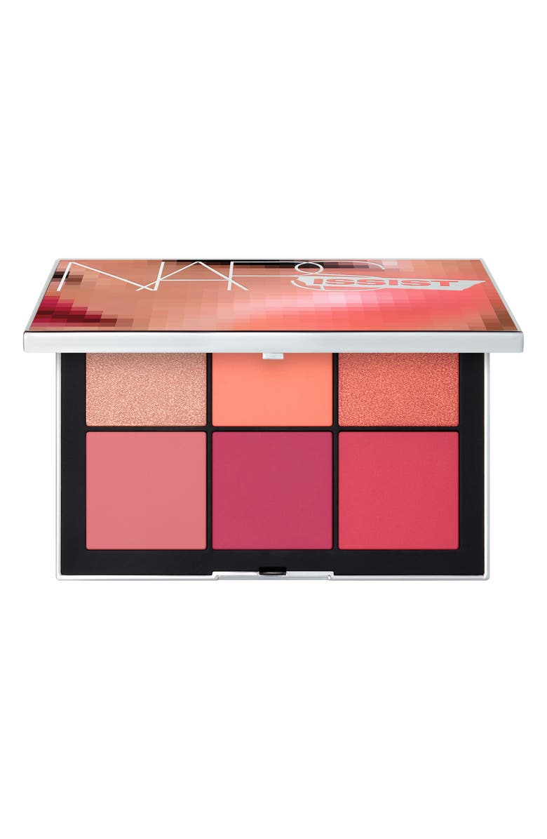 NARS NARSissist Wanted Cheek Palette II, Main, color, 600