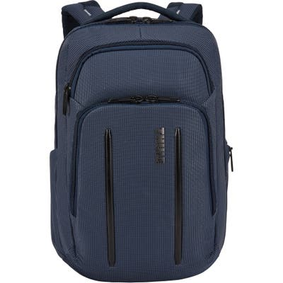 Thule Crossover 2 20-Liter Laptop Backpack With Rfid Pocket - Blue