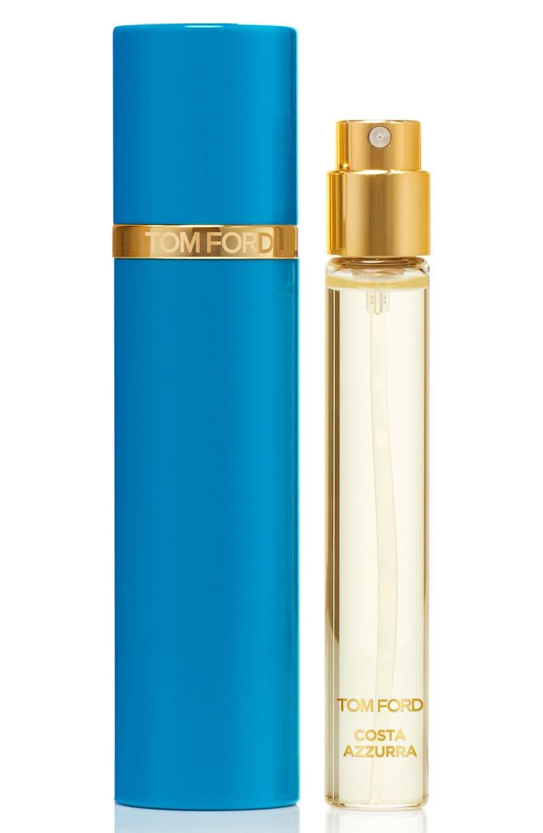 TOM FORD Private Blend Costa Azzurra Eau de Parfum Atomizer, Main, color, NO COLOR