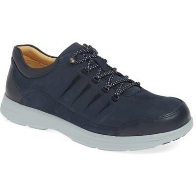 Samuel Hubbard Open Road Sneaker- Blue