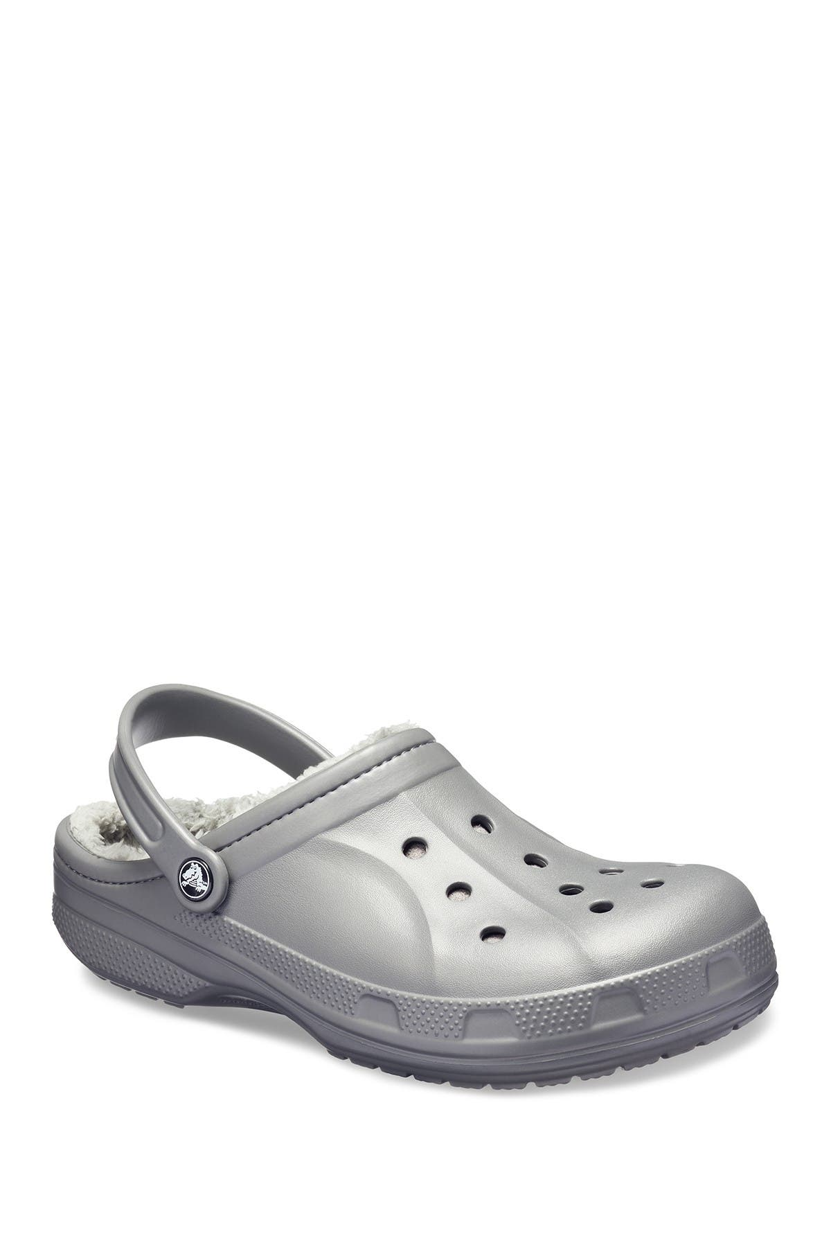 Crocs | Faux Fur Lined Winter Clog