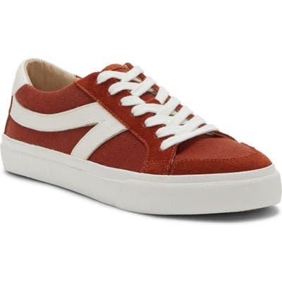 Lucky Brand Driona Sneaker- Orange