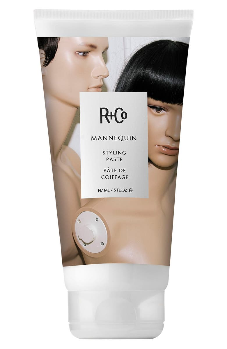 R+CO Mannequin Styling Paste, Main, color, NO COLOR