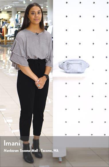 Seventeen Light Belt Bag, sales video thumbnail