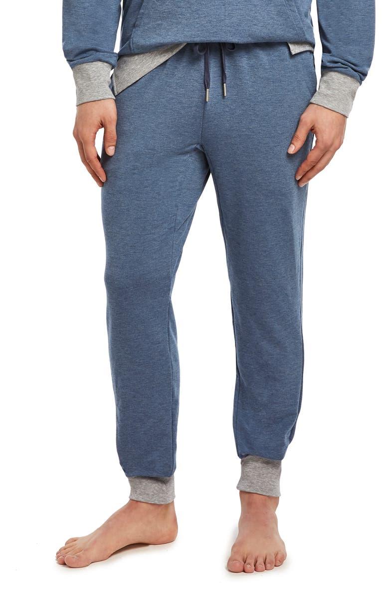 2(X)IST Stretch  Slim Fit Jogger Pants, Main, color, DENIM HEATHER