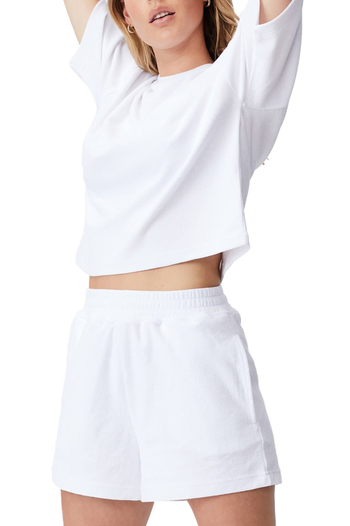 Image of Cotton On Terry Towelling Shorts